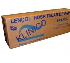 Lençol hospitalar descartável 50 e 70 cm - KLINICO